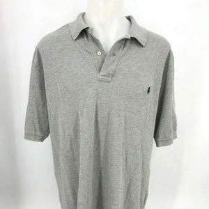 POLO By Ralph Lauren Men Polo Sz XL Tall 1-8